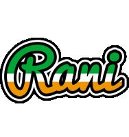Rani ireland logo