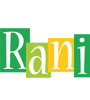 Rani lemonade logo