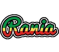 Rania african logo