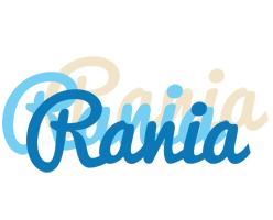 Rania breeze logo