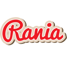 Rania chocolate logo