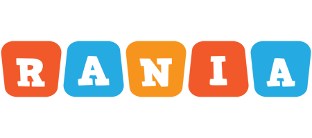 Rania comics logo