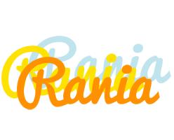 Rania energy logo