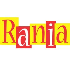 Rania errors logo