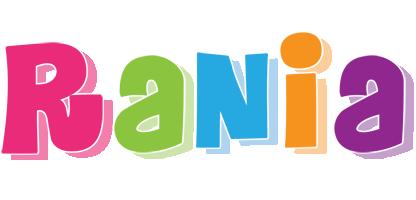 Rania friday logo