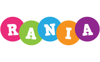 Rania friends logo