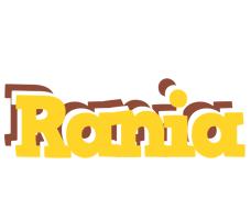 Rania hotcup logo