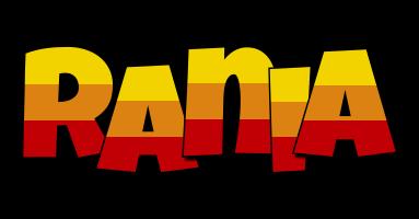 Rania jungle logo