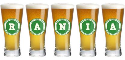 Rania lager logo
