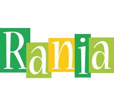 Rania lemonade logo