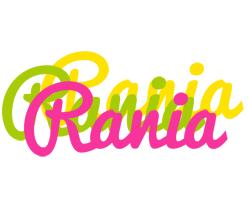 Rania sweets logo