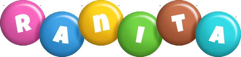 Ranita candy logo