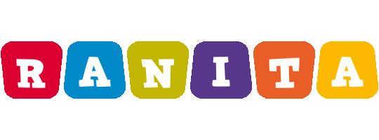Ranita daycare logo