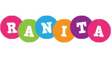 Ranita friends logo
