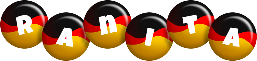 Ranita german logo