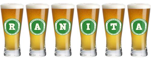 Ranita lager logo