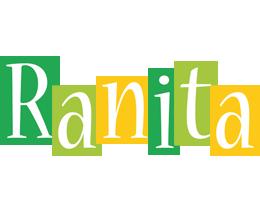 Ranita lemonade logo