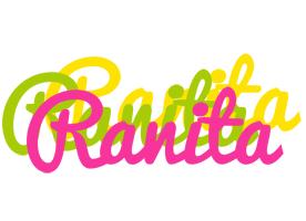 Ranita sweets logo