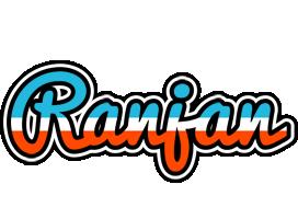 Ranjan america logo