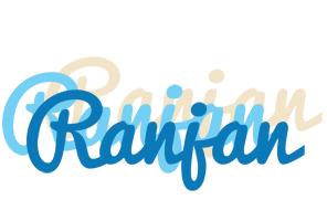 Ranjan breeze logo