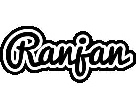 Ranjan chess logo