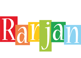 Ranjan colors logo