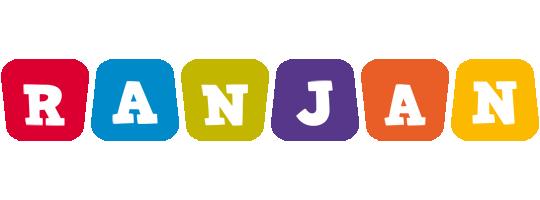 Ranjan daycare logo