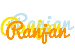 Ranjan energy logo