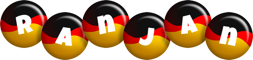 Ranjan german logo