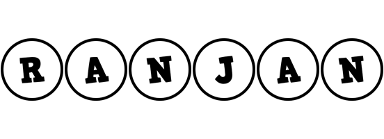 Ranjan handy logo