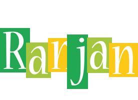 Ranjan lemonade logo