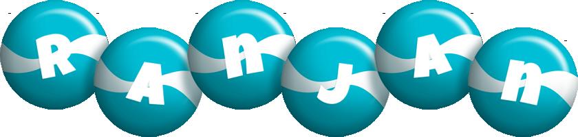 Ranjan messi logo