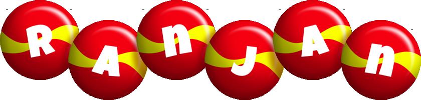 Ranjan spain logo