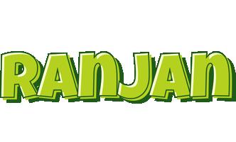 Ranjan summer logo