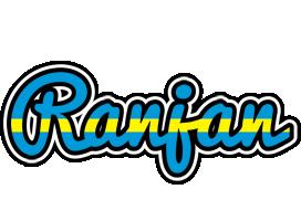 Ranjan sweden logo