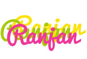 Ranjan sweets logo
