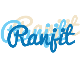Ranjit breeze logo