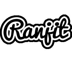 Ranjit chess logo
