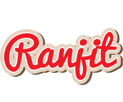 Ranjit chocolate logo
