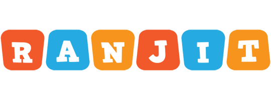 Ranjit comics logo