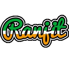 Ranjit ireland logo