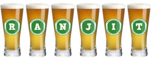 Ranjit lager logo