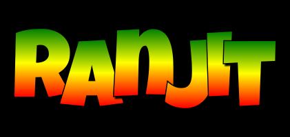 Ranjit mango logo