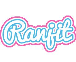 Ranjit outdoors logo