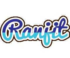 Ranjit raining logo