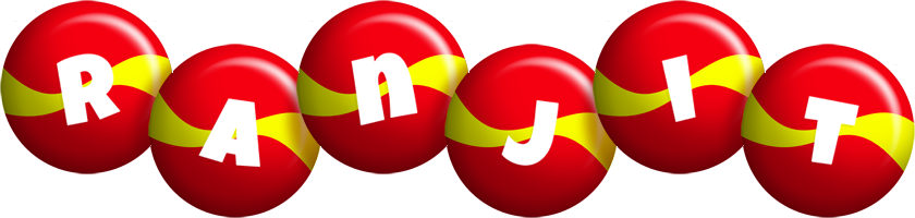 Ranjit spain logo
