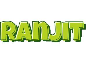 Ranjit summer logo