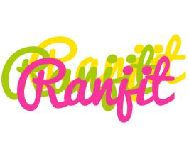 Ranjit sweets logo