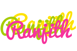 Ranjith sweets logo