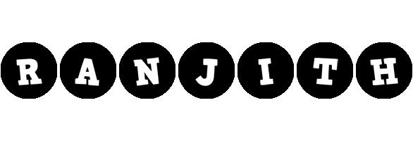 Ranjith tools logo